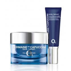 PACK URBAN TREATMENT CREMA OXIGENANTE + CONTORNO DE OJOS