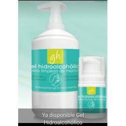 Desinfectante de manos Hidroalcohólico en Gel