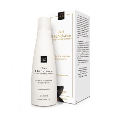 Black Orchid Moon Cleansing Milk
