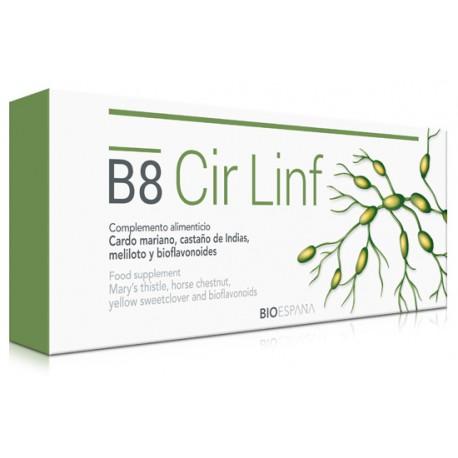 Lilolaugh B8 Cir Linf Circulación linfática Control de Peso y Depuración