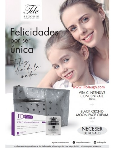 PACK BLACK ORCHID MOON FACE CREAM &...