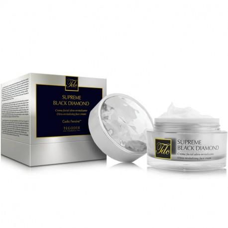 Supreme Black Diamond Crema Reparadora Hidrata Revitaliza
