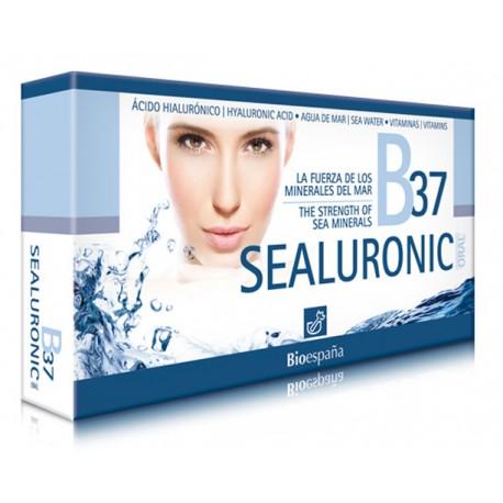 Lilolaugh Suplemento Natural Anti Edad con Acido Hialurónico B37 SEALURONIC ORAL