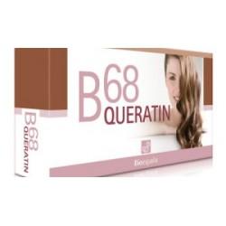 Lilolaugh B68 Queratin PIEL, PELO Y UÑAS, Nutrición y Fuerza