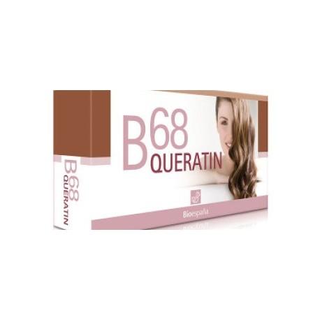 B68 PIEL, PELO Y UÑAS, Nutrición y Fuerza