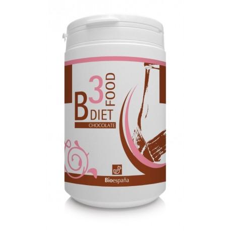 Diet Food B2-B3 Control de Peso y Depuración